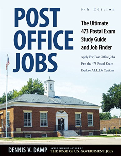 9780943641317: Post Office Jobs: The Ultimate 473 Postal Exam Study Guide and Job Finder