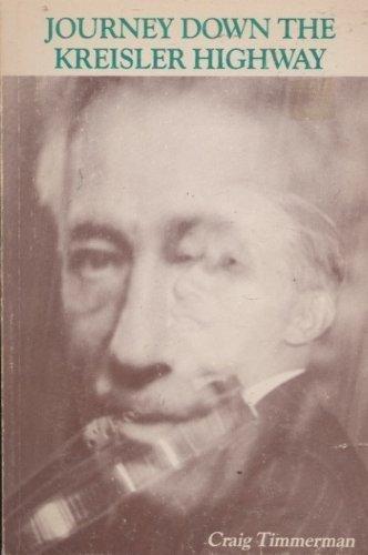 9780943644073: Journey Down the Kreisler Highway: Reflections on the Teachings of Shinichi Suzuki