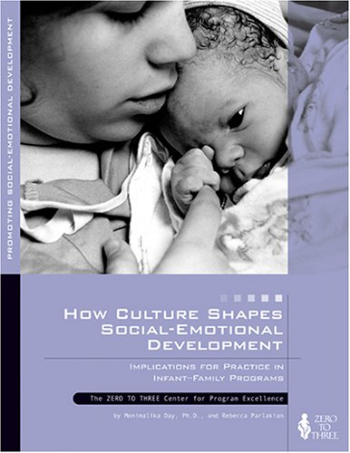 How Culture Shapes Social-Emotional Development: Implications for: Parlakian, Rebecca, Day,