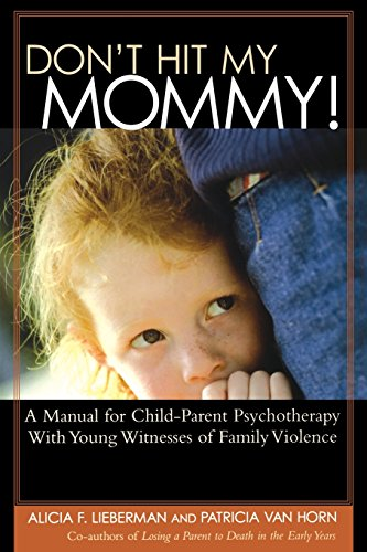 Don't Hit My Mommy!: A Manual for: Van Horn, Patricia,