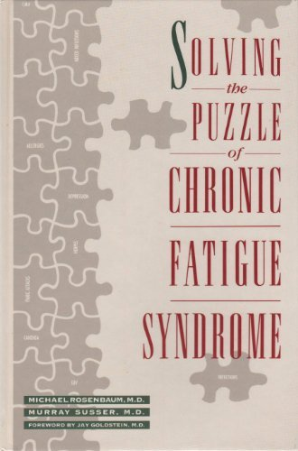 9780943685151: Solving the Puzzle of Chronic Fatigue Syndrome