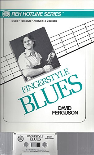 9780943686257: Fingerstyle Blues (REH Hotline Series)