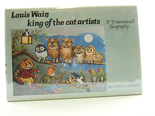 9780943698007: Louis Wain: King of the Cat Artists