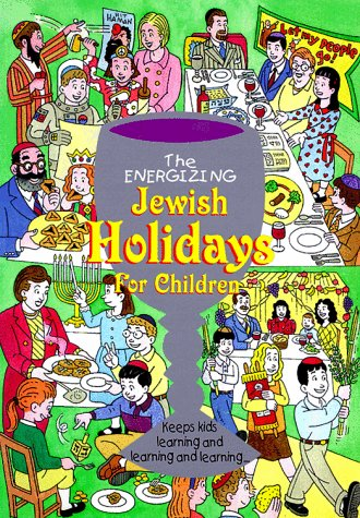 The Energizing Jewish Holidays for Children: Peterseil, Gedalia