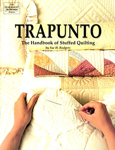 9780943721071: Trapunto Handbook of Stuffed Quilts