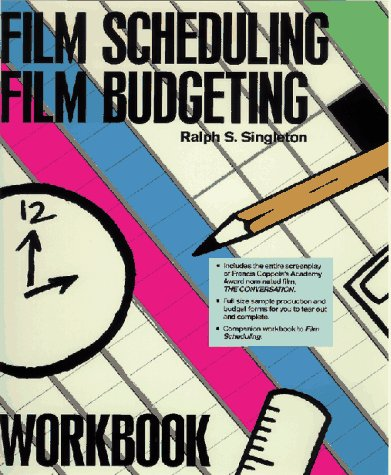 9780943728070: Film Scheduling/Film Budgeting Workbook (Filmmaker's Library Series: No. 2)
