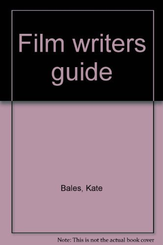 Film writers guide: Bales, Kate
