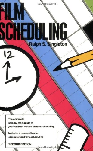 9780943728391: Film Scheduling: Or, How Long Will It Take to Shoot Your Movie?