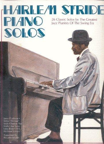 9780943748436: Harlem Stride Piano Solos/F0693