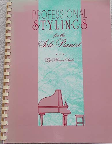 9780943748597: Professional Stylings for the Solo Pianist