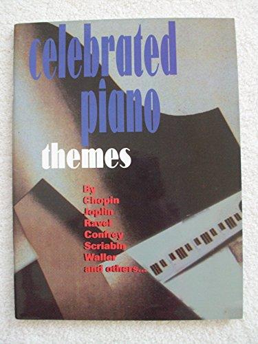 9780943748870: Celebrated Piano Themes