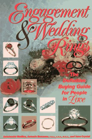 9780943763057: Engagement & Wedding Rings: The Definitive Buying Guide for People in Love