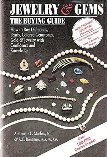 9780943763125: Jewelry & Gems, 2nd Edition; The Buying Guide: How to Buy Diamonds, Colored Gemstones, Pearls, Gold & Jewelry with Confidence & Knowledge