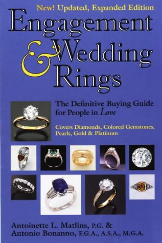 9780943763200: Engagement & Wedding Rings, 2nd Edition: The Definitive Buying Guide for People in Love