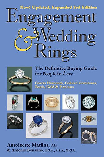 9780943763415: Engagement & Wedding Rings (3rd Edition): The Definitive Buying Guide for People in Love