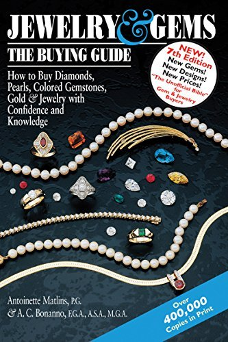 9780943763712: Jewelry & GemsThe Buying Guide: How to Buy Diamonds, Pearls, Colored Gemstones, Gold & Jewelry with Confidence and Knowledge