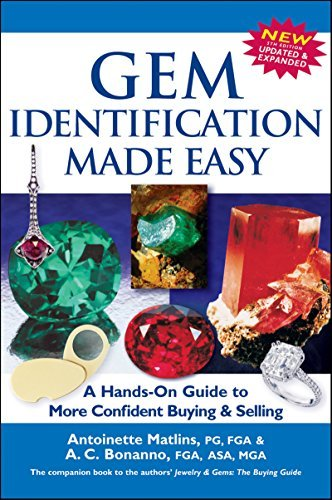 9780943763903: Gem Identification Made Easy: A Hands-On Guide to More Confident Buying & Selling