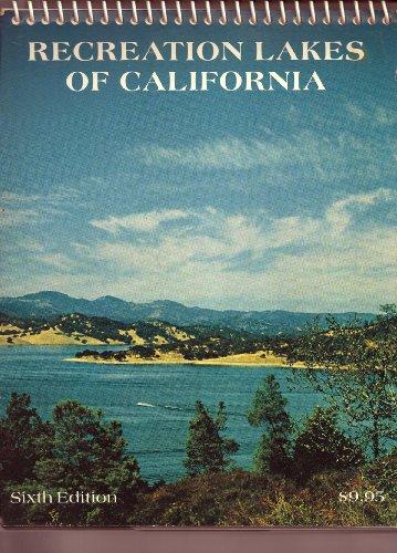 Recreation lakes of California: D. J. Dirksen
