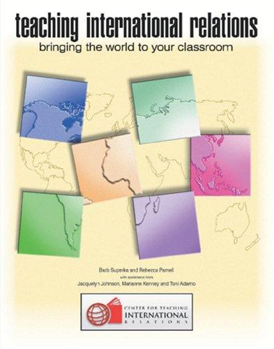 Teaching International Relations: Barb Superka