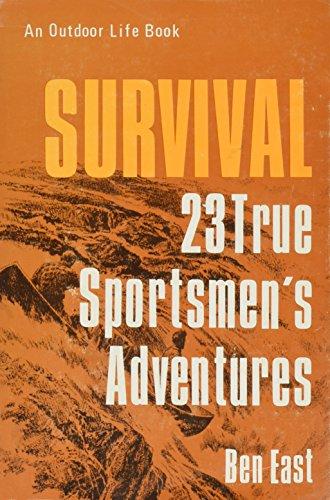 9780943822150: Survival: 23 True Sportsmen's Adventures