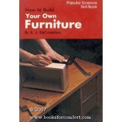 9780943822334: How to Build Your Own Furniture