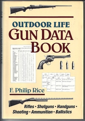 9780943822754: Outdoor Life Gun Data Book