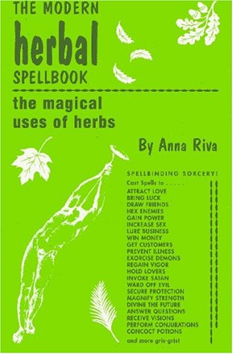 9780943832036: Modern Herbal Spellbook