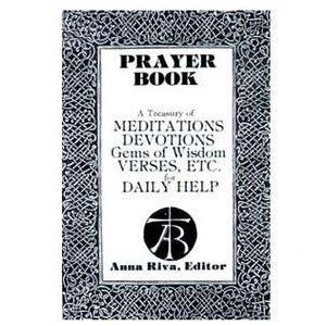 Prayer Book (9780943832098) by Anna Riva