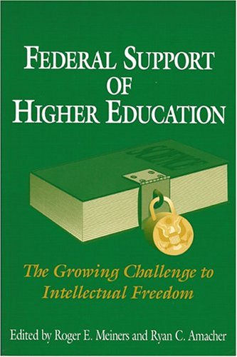 Federal Support of Higher Education: Marias, Julian