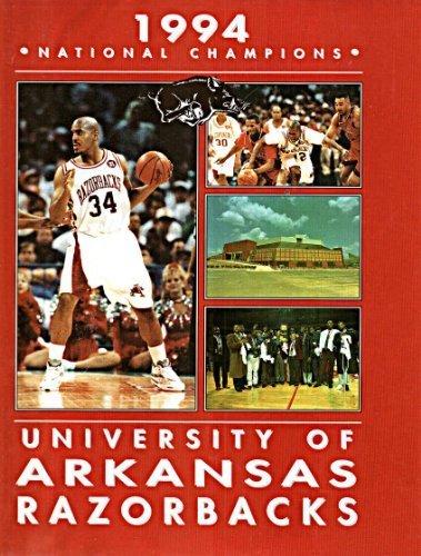 University of Arkansas Razorbacks 1994 National Champions: Dawson, Dudley;Allen, Nate