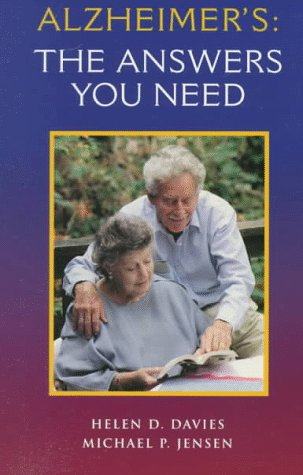 9780943873466: Alzheimer's: The Answers You Need