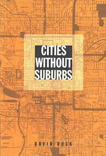 9780943875507: Cities without Suburbs (Woodrow Wilson Center Press)