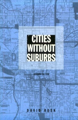 9780943875736: Cities without Suburbs (Woodrow Wilson Center Press)