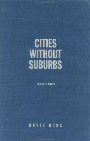 9780943875743: Cities without Suburbs (Woodrow Wilson Center Press)