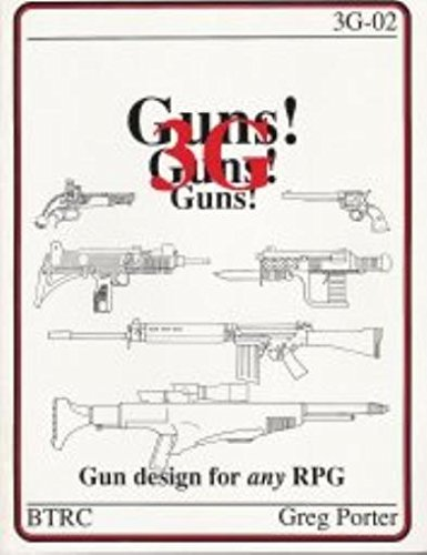 9780943891040: Guns, Guns, Guns: Gun Design for Any Rpg