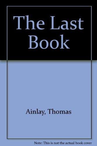 9780943920184: The Last Book