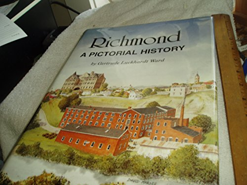 9780943963426: Richmond: A Pictorial History (Indiana Pictorial History Ser.)