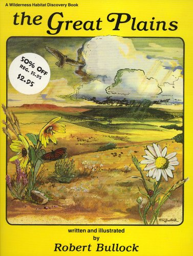 9780943972107: Wilderness Habitat: The Great Plains (Wilderness Habitat Ser)