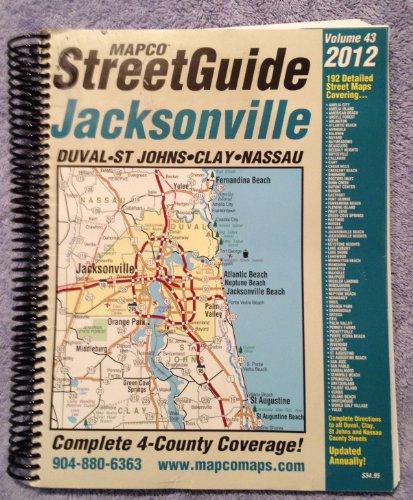 9780943983110: Jacksonville, FL Street