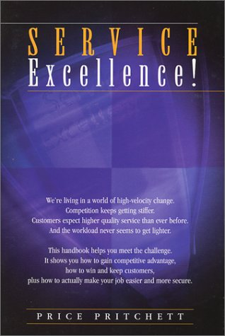 9780944002025: Service Excellence