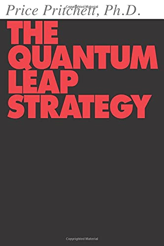 9780944002087: The Quantum Leap Strategy