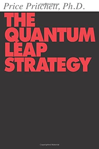 9780944002087: The Quantum Leap Strategy