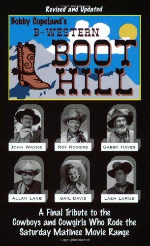 9780944019283: B-Western Boot Hill