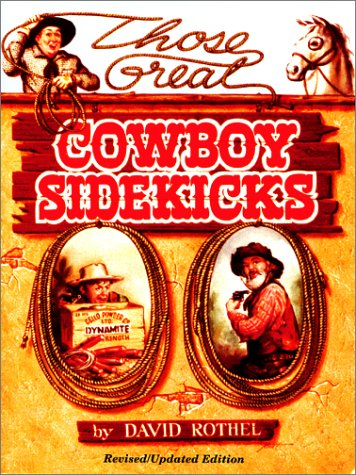 9780944019351: Those Great Cowboy Sidekicks