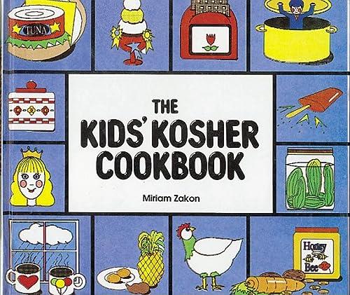 The Kids' Kosher Cookbook: Zakon, Miriam
