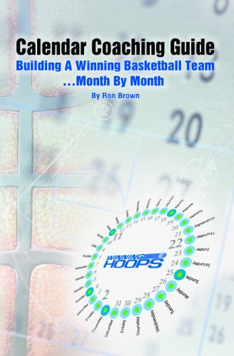 9780944079515: Calendar Coaching Guide, Building A Winning Basketball Team...Month By Month