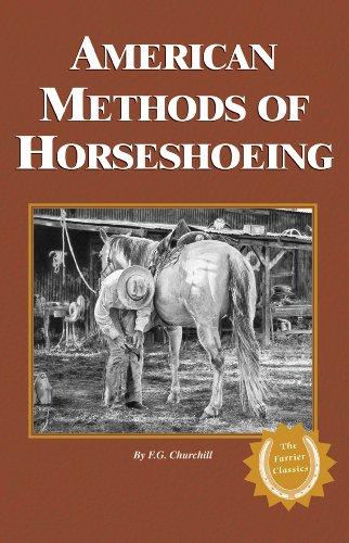 9780944079522: American Methods Of Horseshoeing