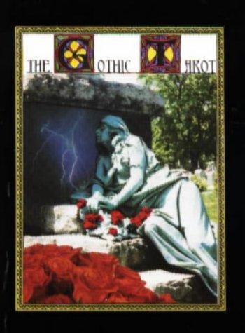 9780944087107: Gothic Tarot Cards (22 Major Arcana cards; 3-5/8