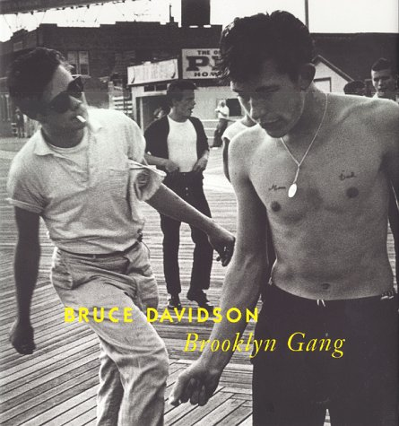 9780944092507: Bruce Davidson: Brooklyn Gang (Hors Catalogue)