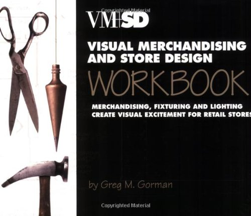 9780944094204: Visual Merchandising and Store Design Workbook